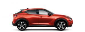 Новий Nissan Juke